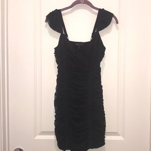 BCBG MAXAZRIA black dress XS